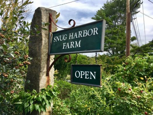 Snug Harbor Farm, Kennebunk, Maine