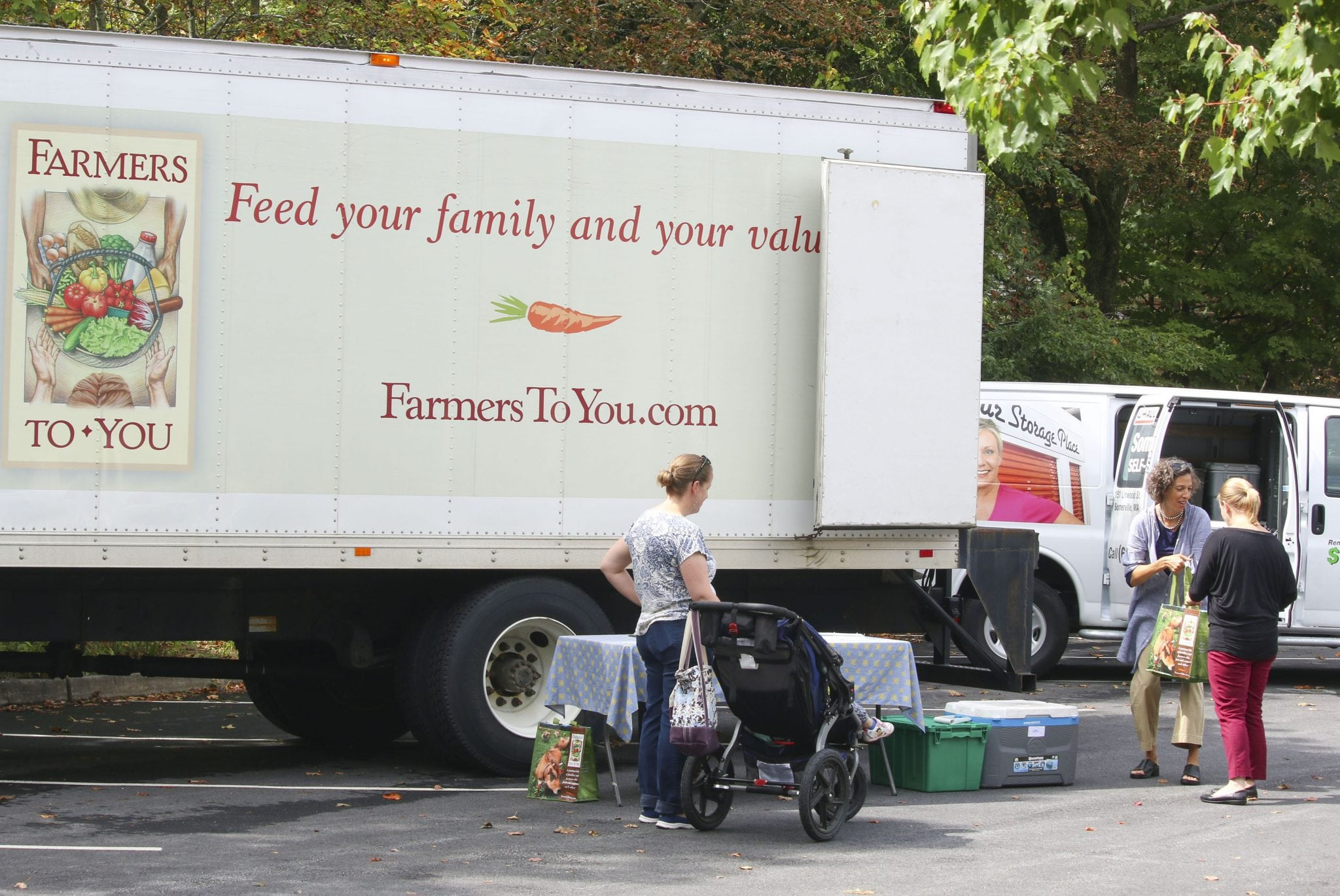 Wellesley Farmers Market Relaunches