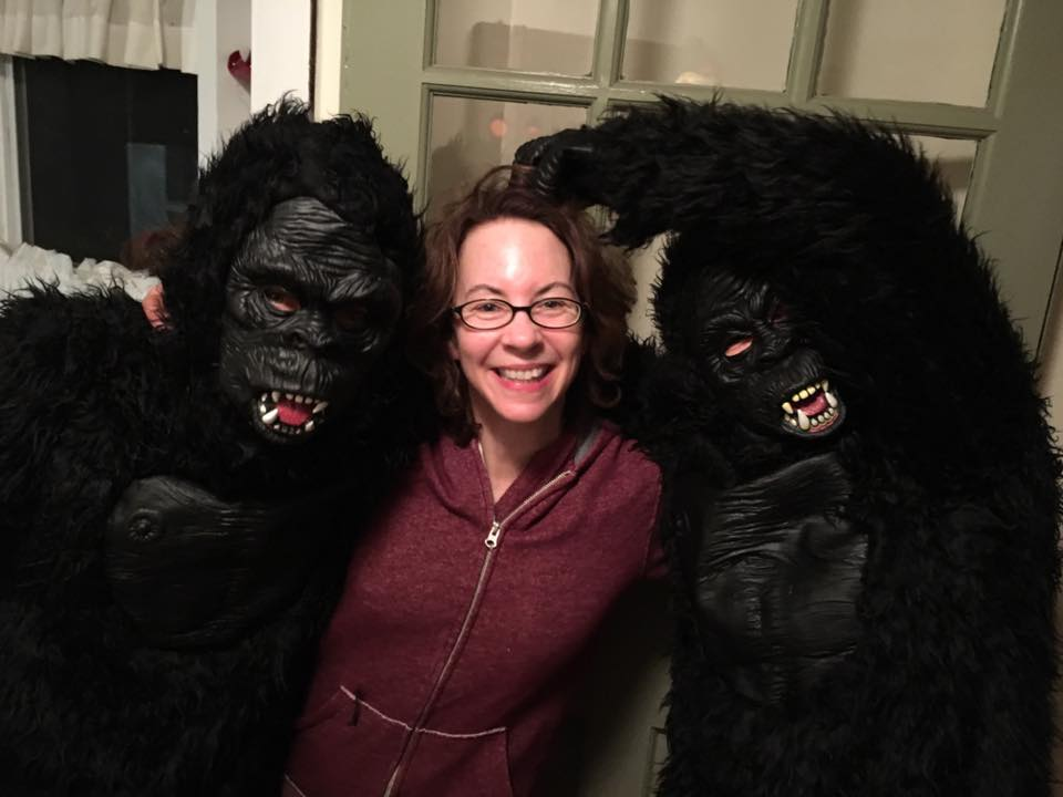 Wellesley gorillas