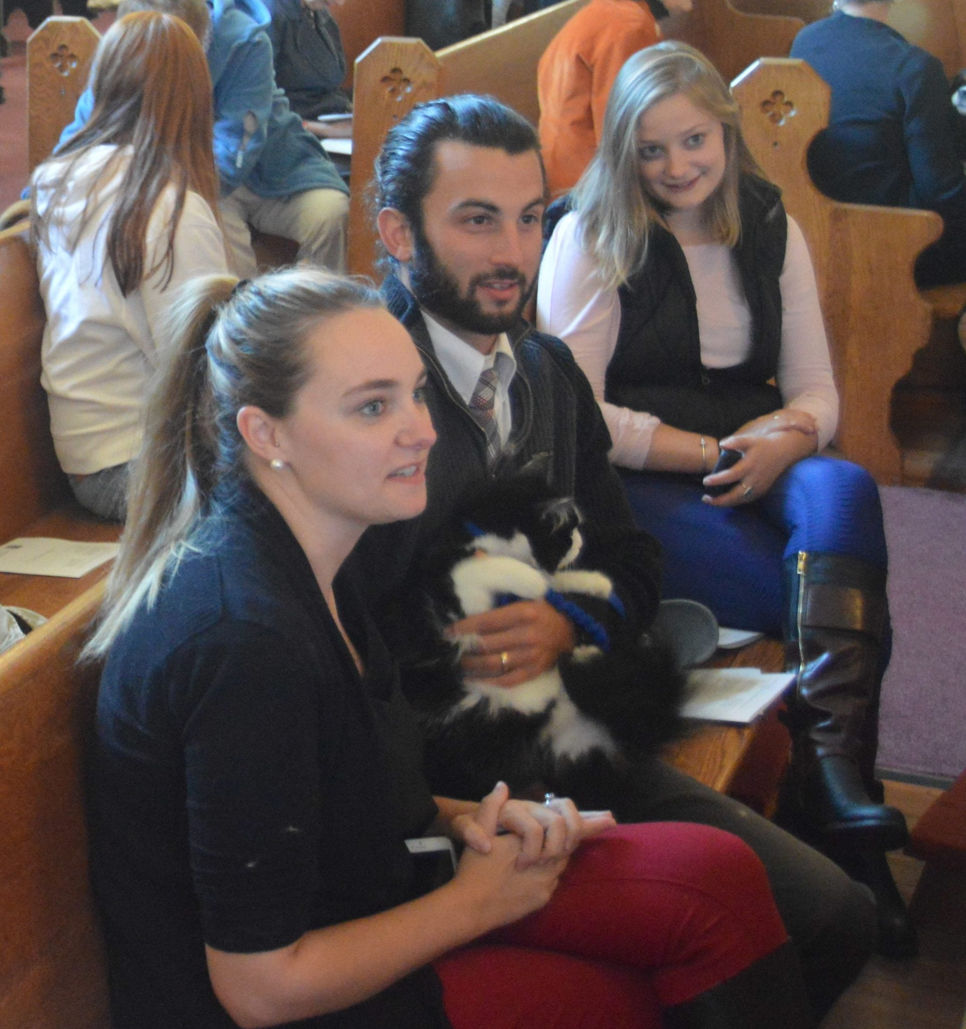 Blessing of the Animals, Wellesley