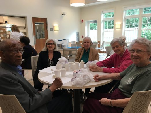 Wellesley senior center