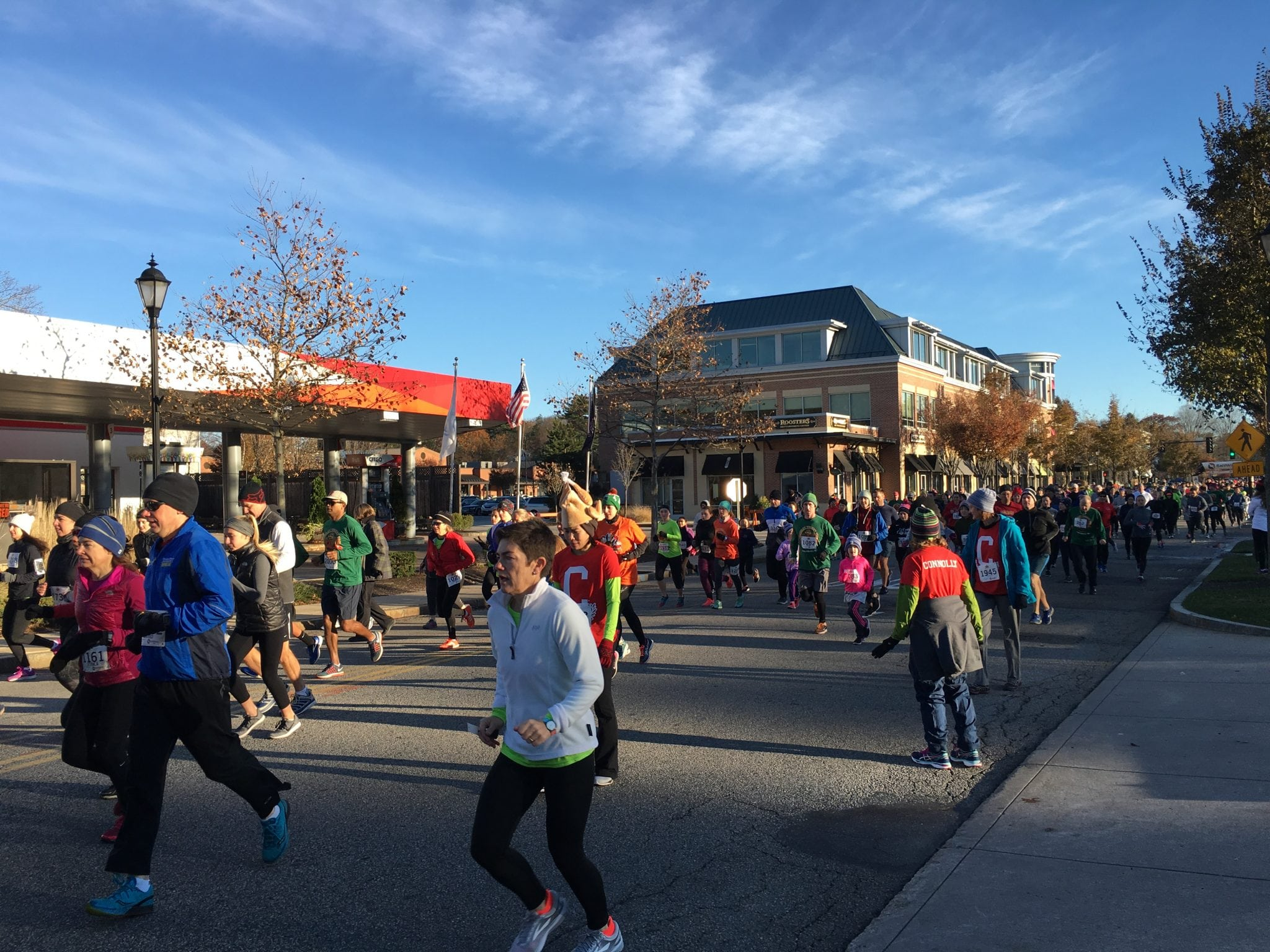 wellesley turkey trot 2017