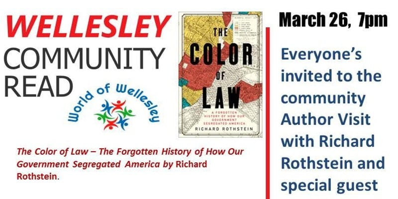 Community Read, World of Wellesley