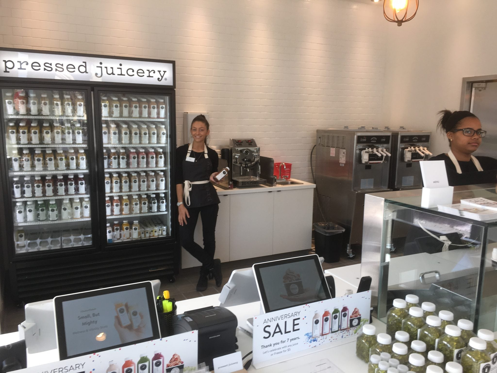 Wellesley Pressed Juicery