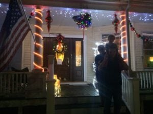Winter Wonderland house winner