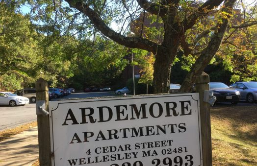 Ardemore Apartments Wellesley
