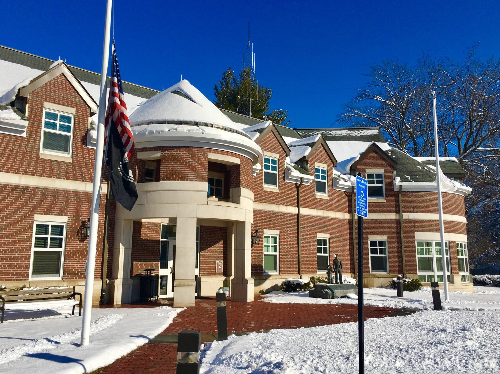 Wellesley Police Station