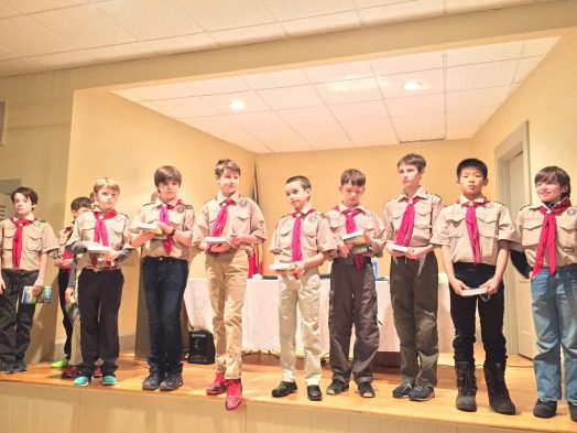 Wellesley Scouts, Troop 185