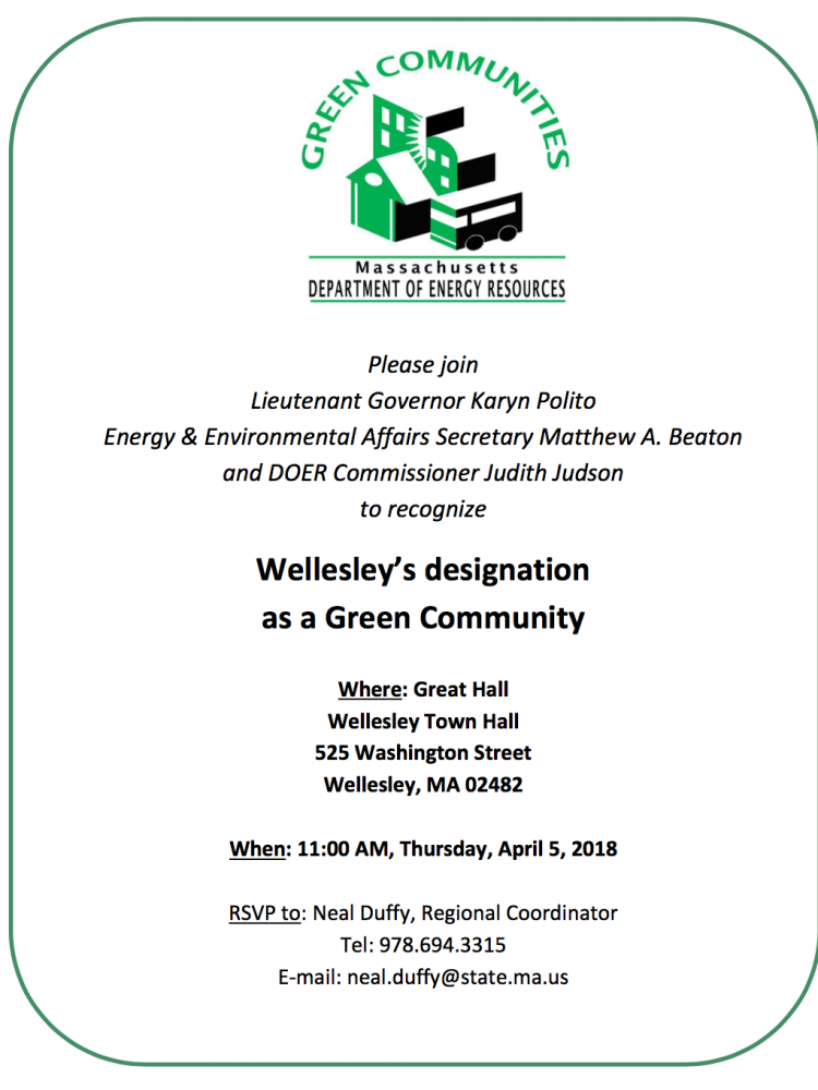 Wellesley Green Community