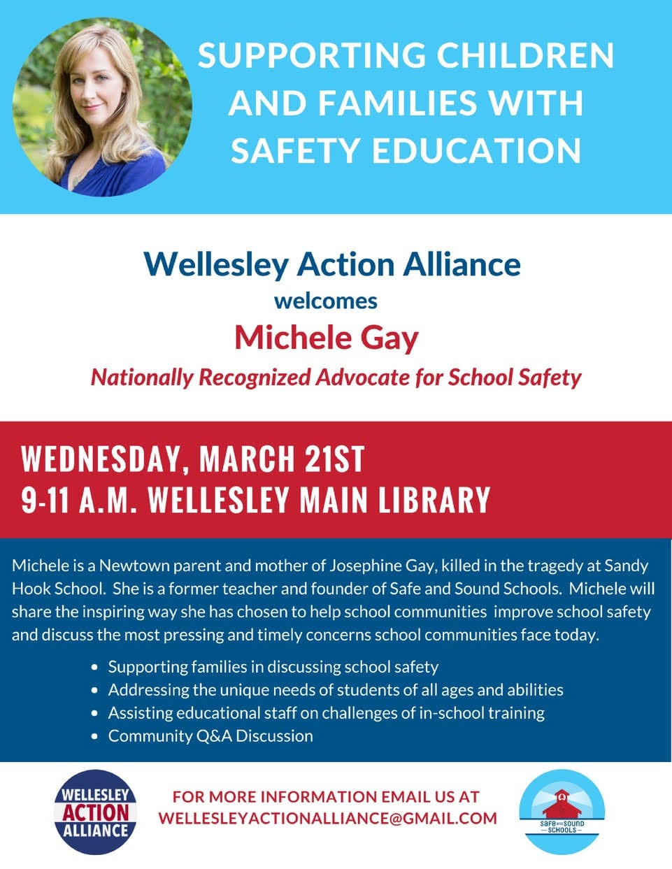 Wellesley Action Alliance