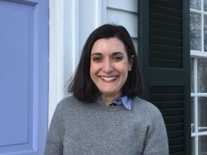 Amanda Fisher, Wellesley Historical Society