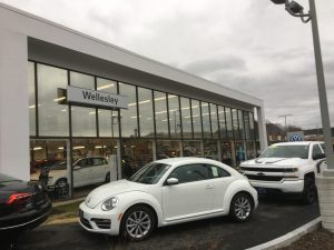 Wellesley volkswagen dealership