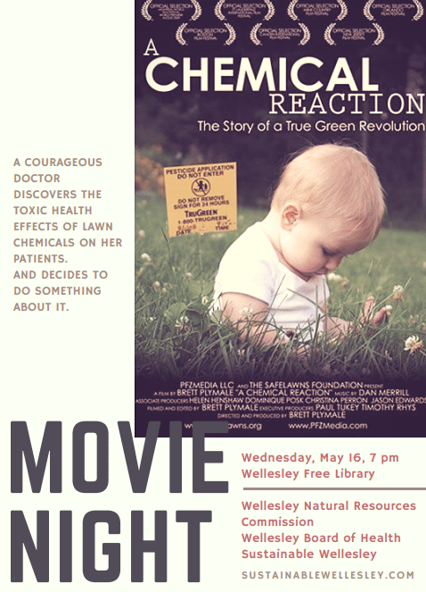 Wellesley Library movie, Chemical