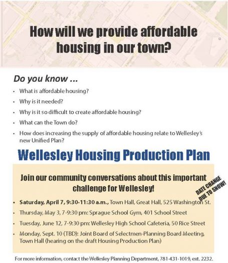 Wellesley planning