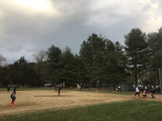 Wellesley High softball