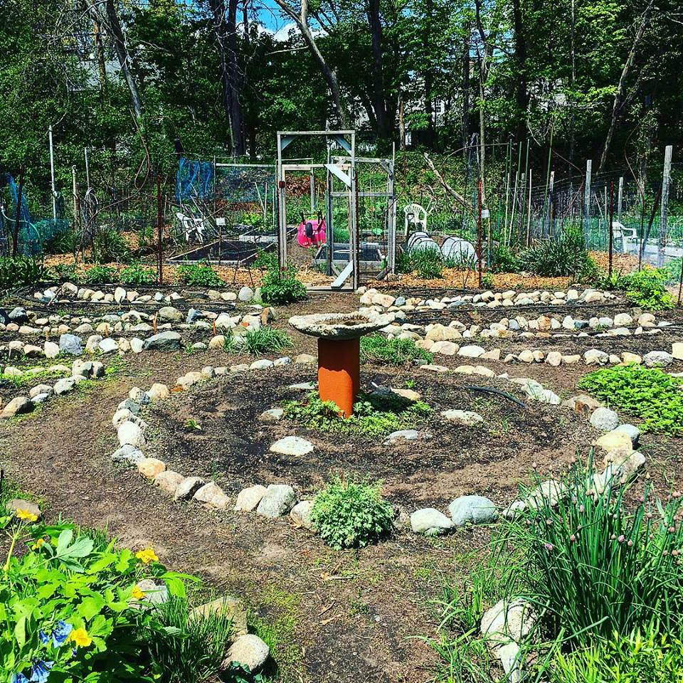Brookside Community Gardens, Wellesley