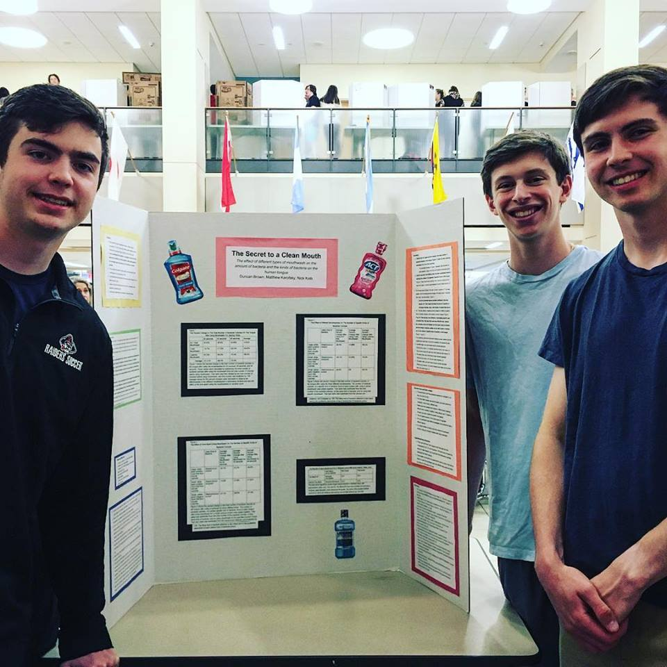Science Research Project Night, Wellesley