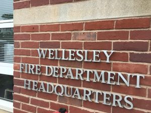 wellesley fire department.