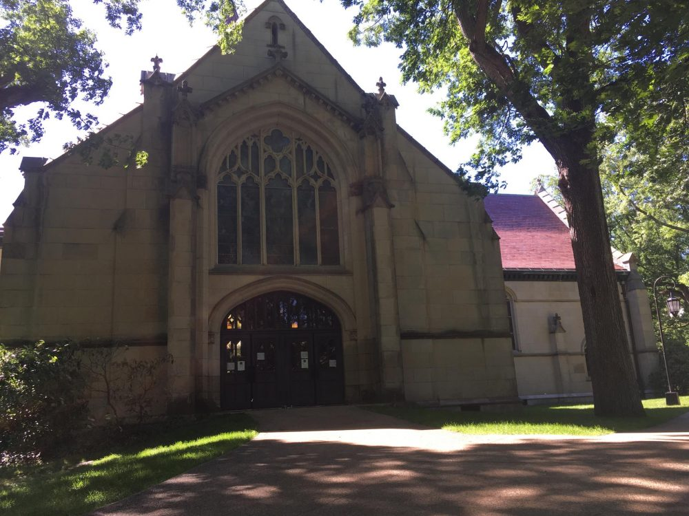 Wellesley College Chapel, Wellesley