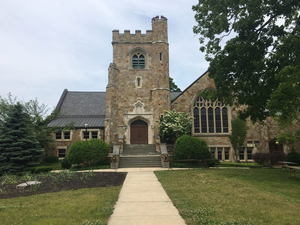 Wellesley Hills Congregational, Wellesley