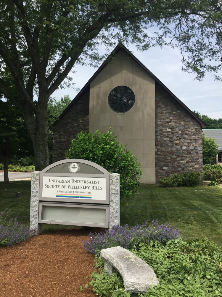 Unitarian Universalist Church, Wellesley