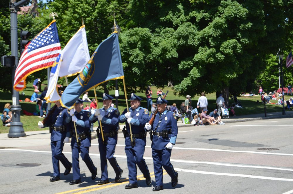 parade wellesley police
