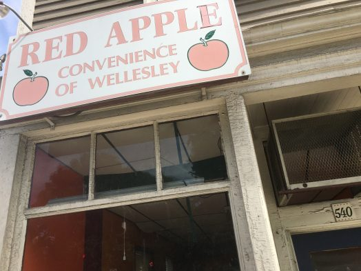 red apple wellesley