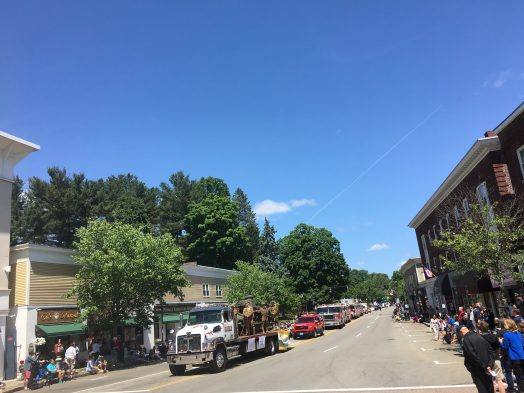 wellesley parade