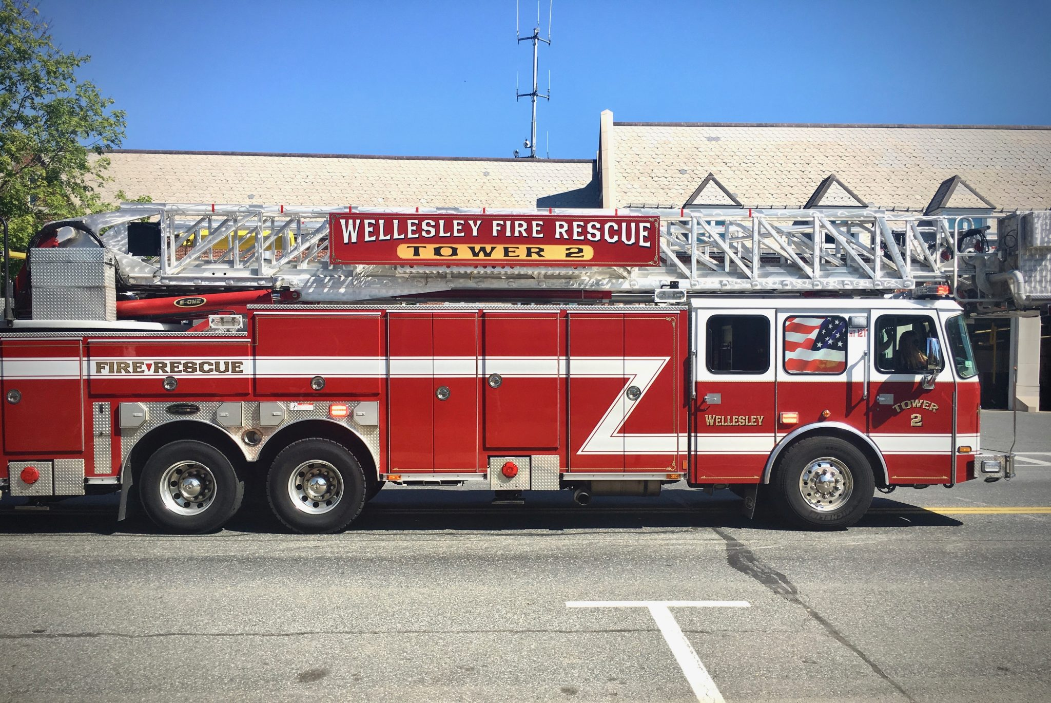 4th of July, Wellesley Fire