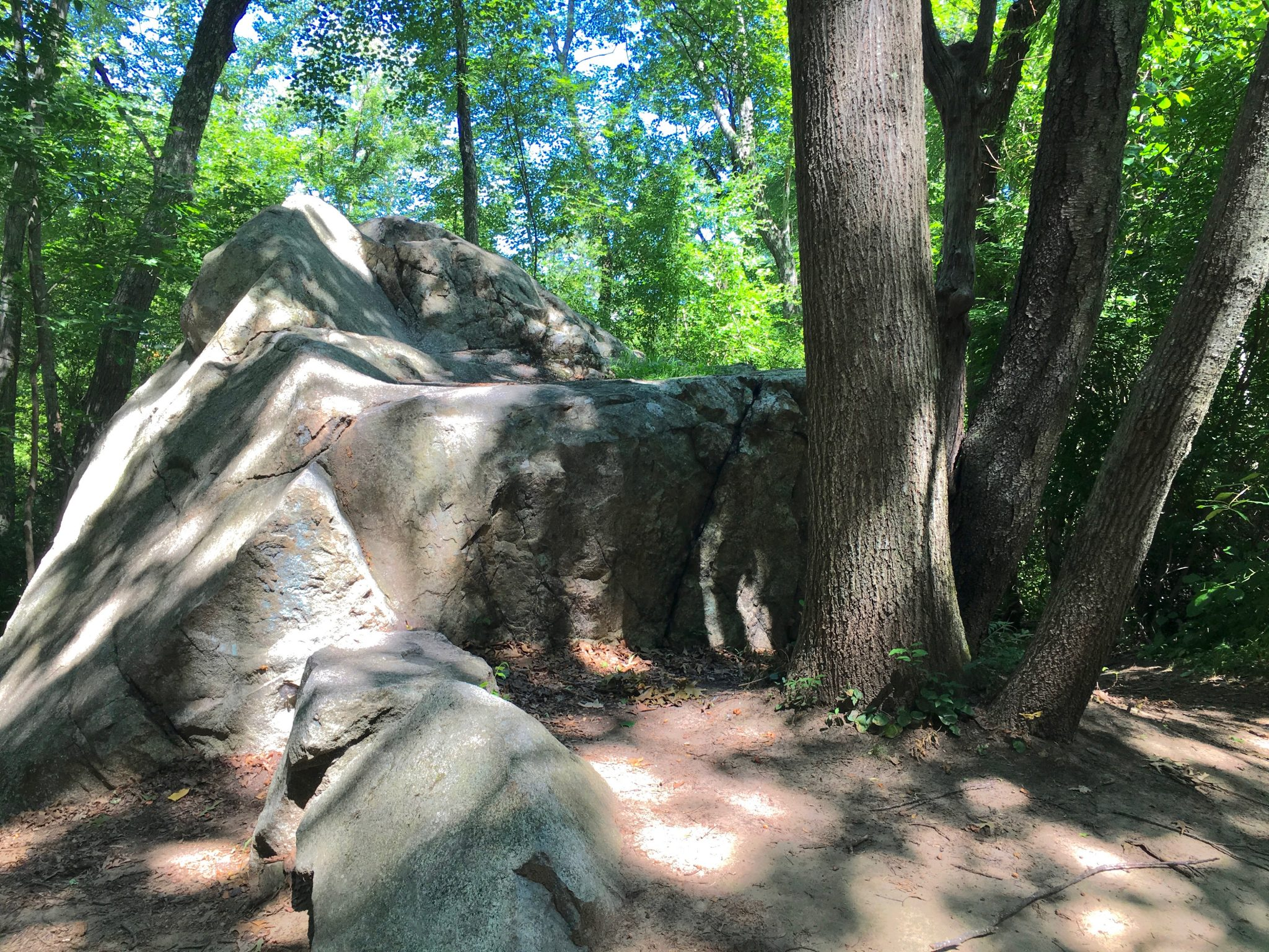 Fairy Rock, Wellesley