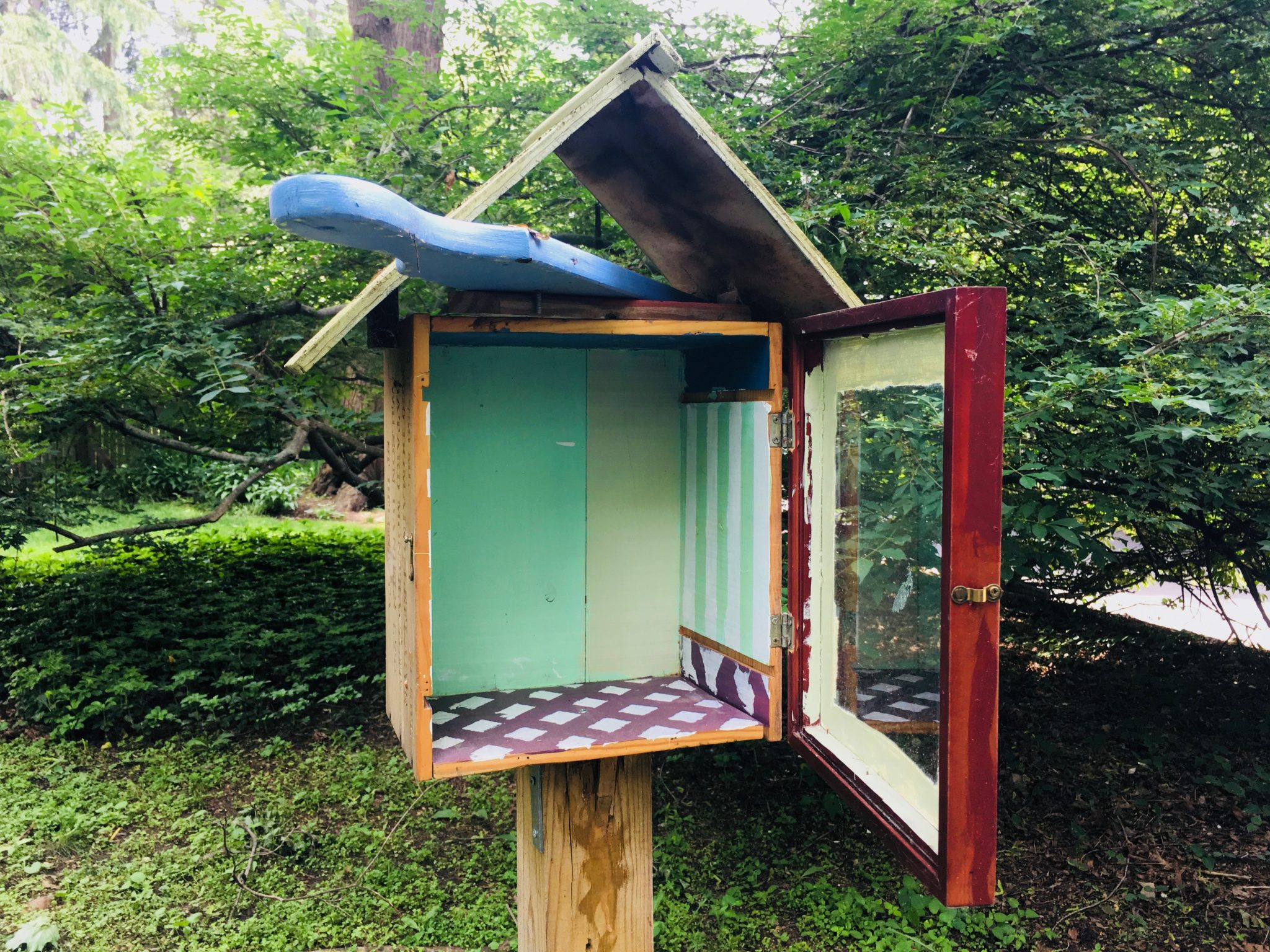 Little Library, Wellesley