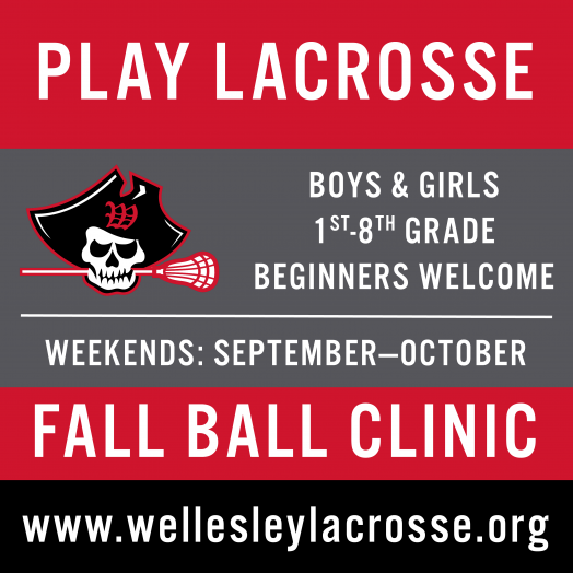 Wellesley youth lacrosse