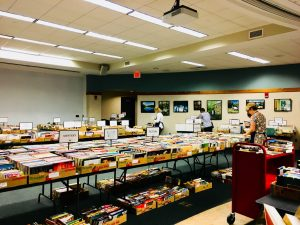 Friends of the Wellesley Free Library, Book Sale