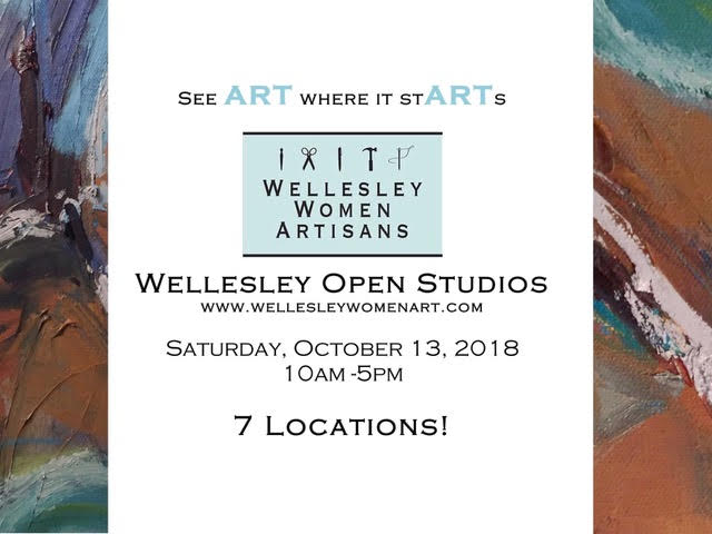 Wellesley Open Studios
