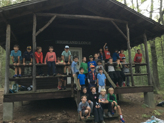 Wellesley Cub Scout Pack 185