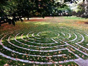 Wellesley Labyrinth