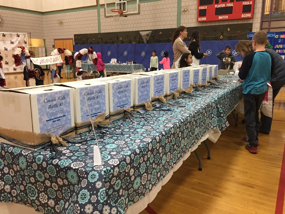 Wellesley Sprague School cookie walk