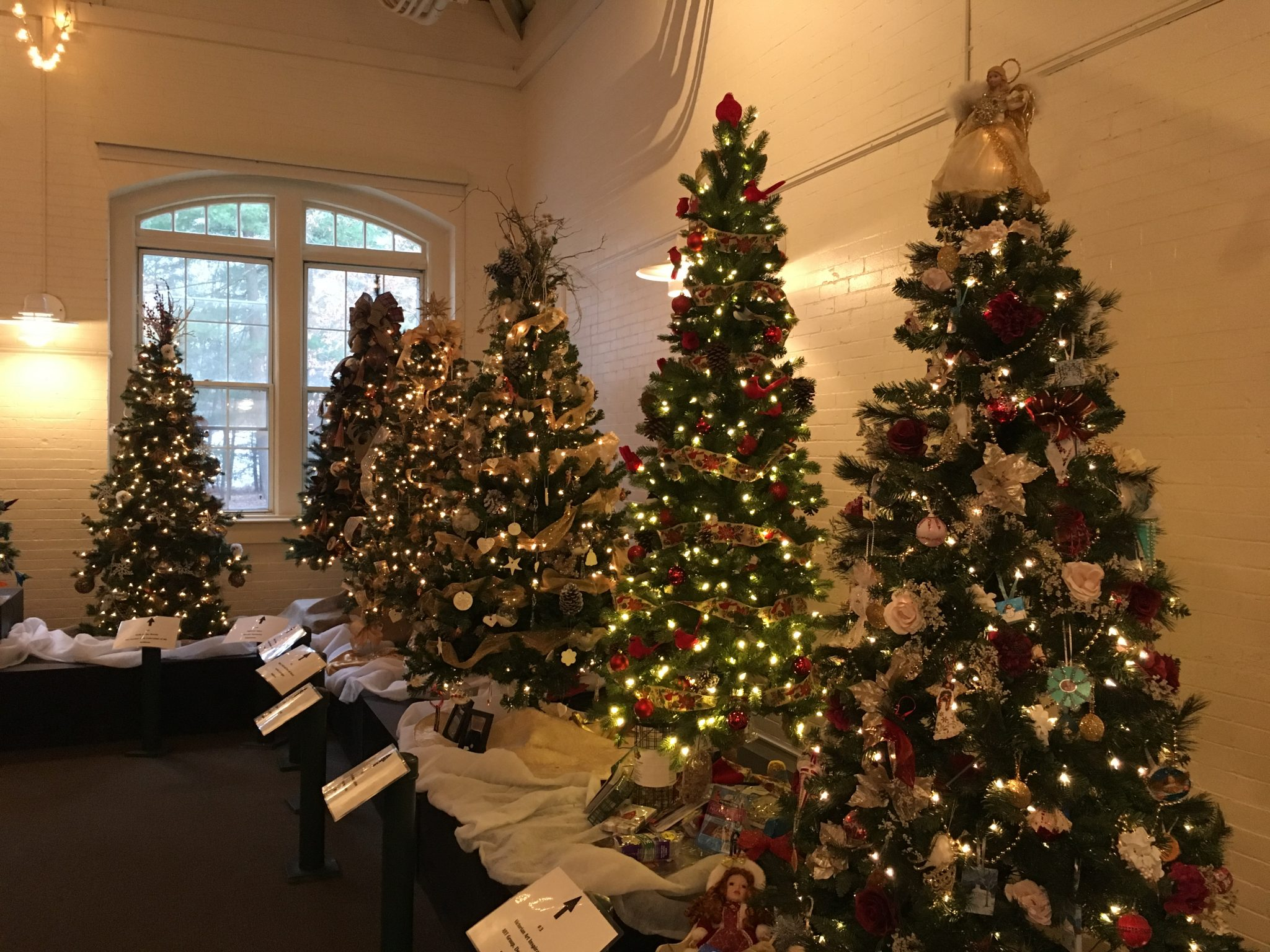 Festival of Trees, Wellesley