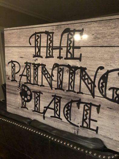 the painting place