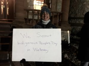 Wellesley, Indigenous Peoples