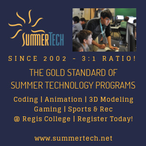 SummerTech, Regis College, Weston
