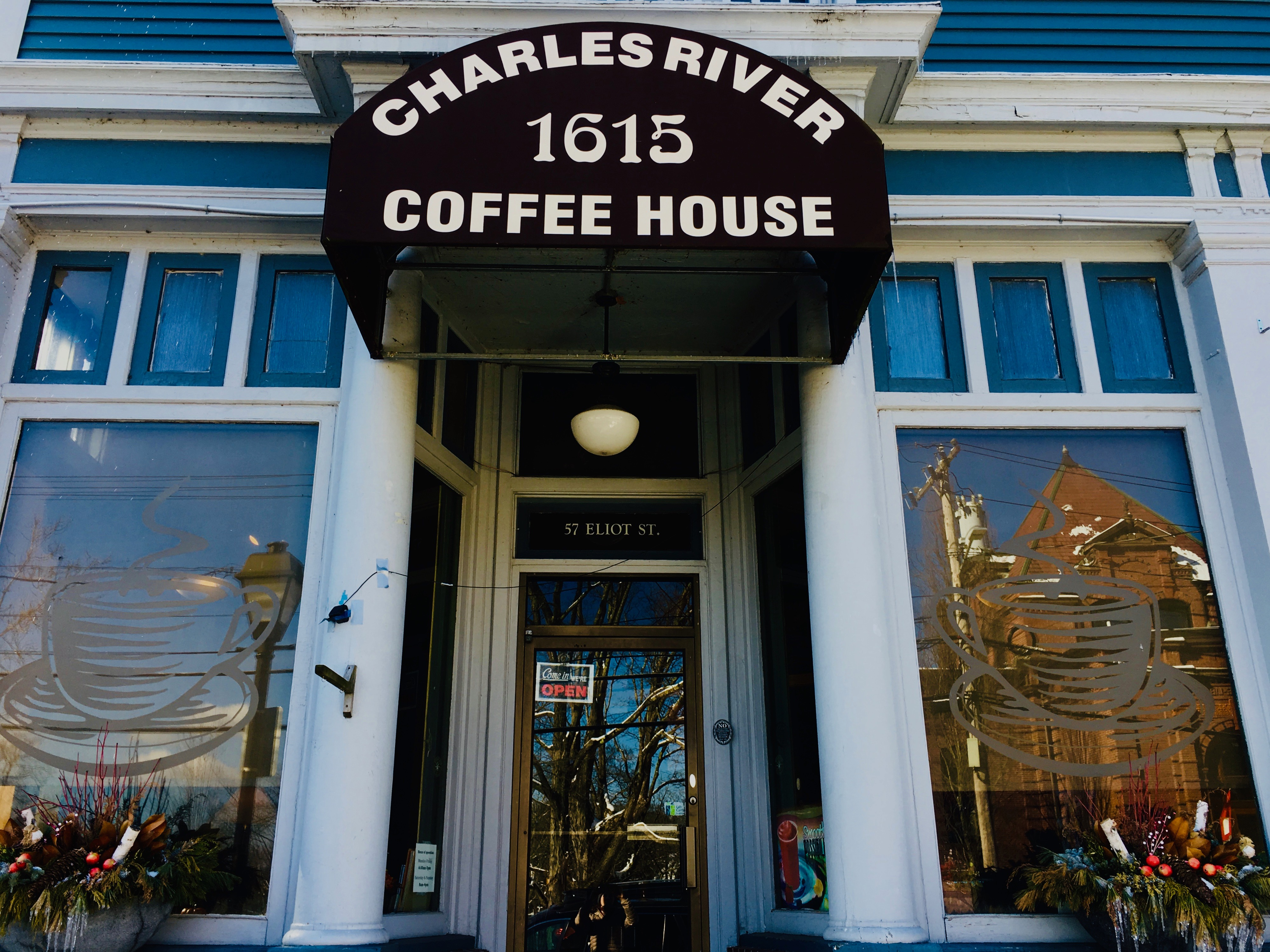 Charles River Coffee House, Natick