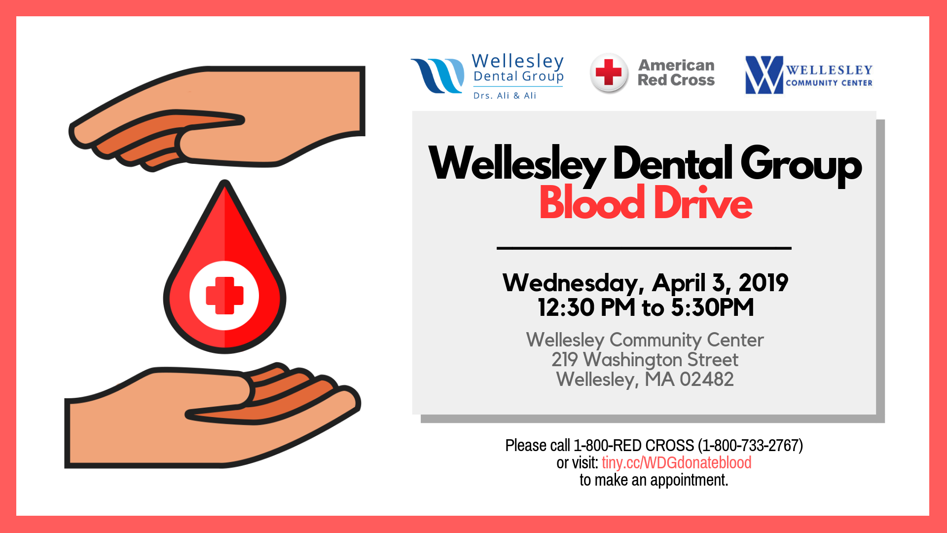 Blood Drive, WellesleyBlood Drive, Wellesley
