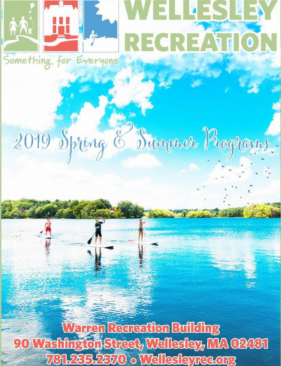 wellesley rec brochure 2019