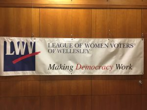Wellesley League of Women Voters