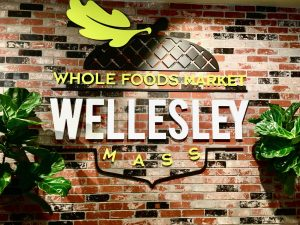 Whole Foods, Wellesley