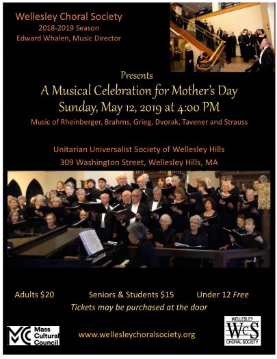 Wellesley Choral Society