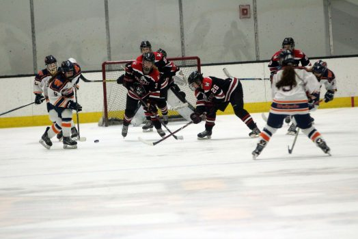WHS vs Walpole hockey