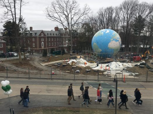 babson globe exposed