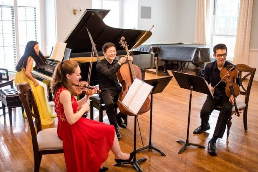 wellesley chamber players